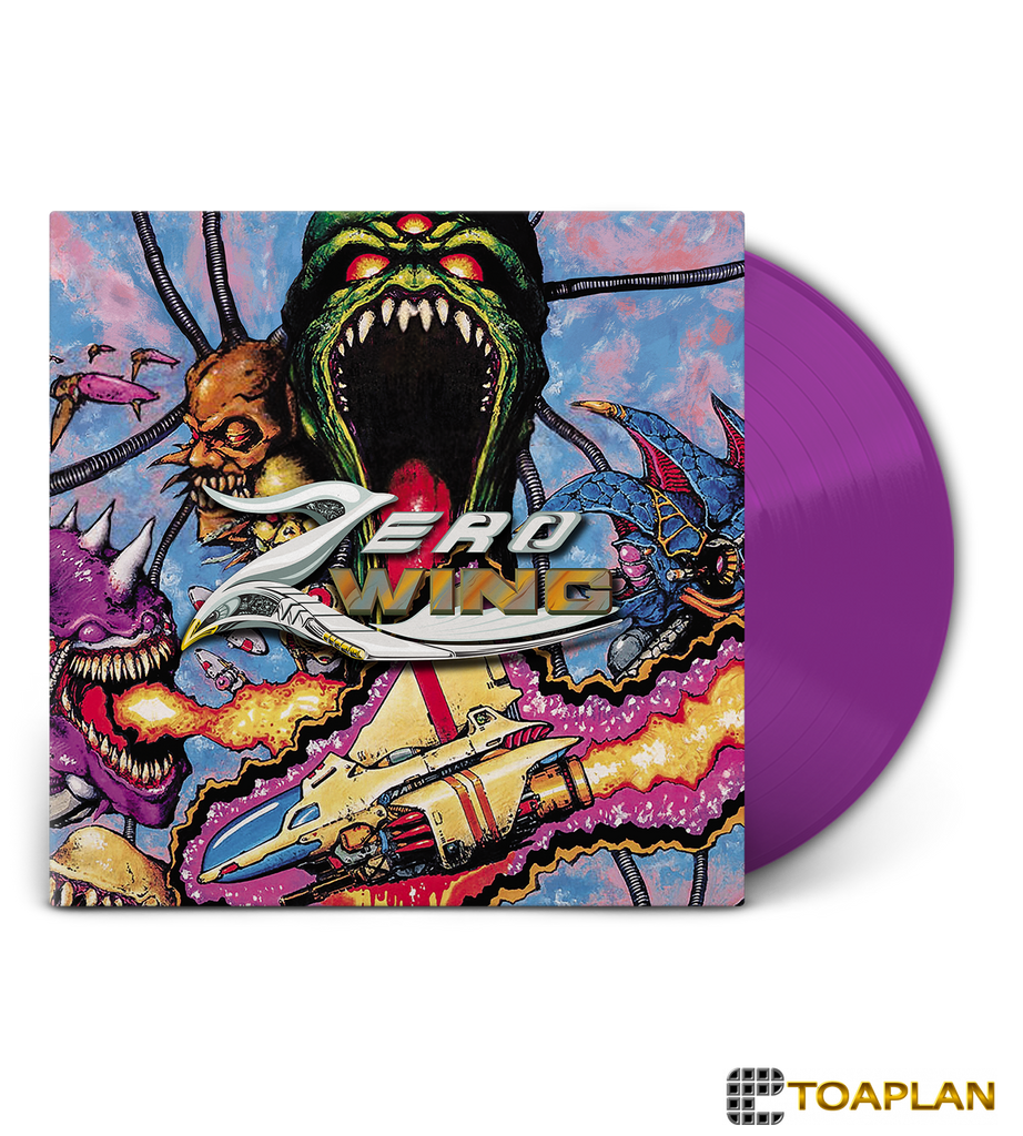 Zero Wing Soundtrack Vinyl