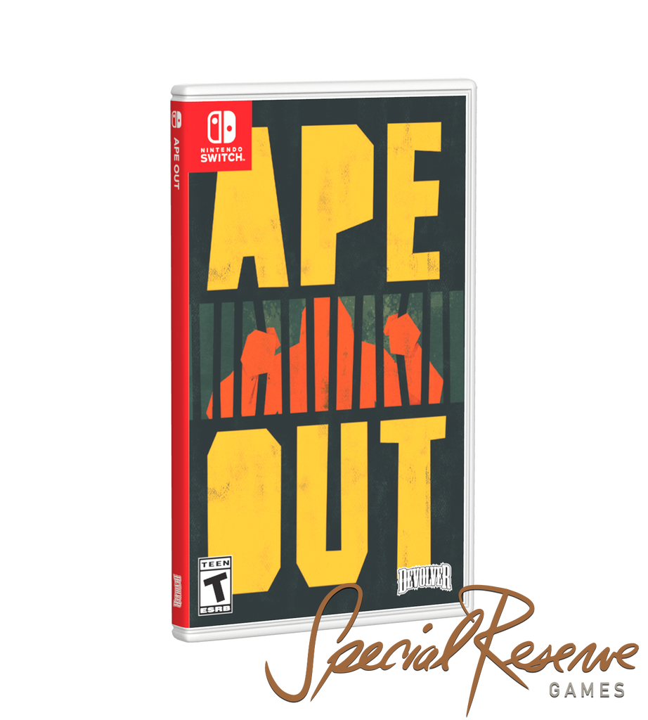 APE OUT (Switch)