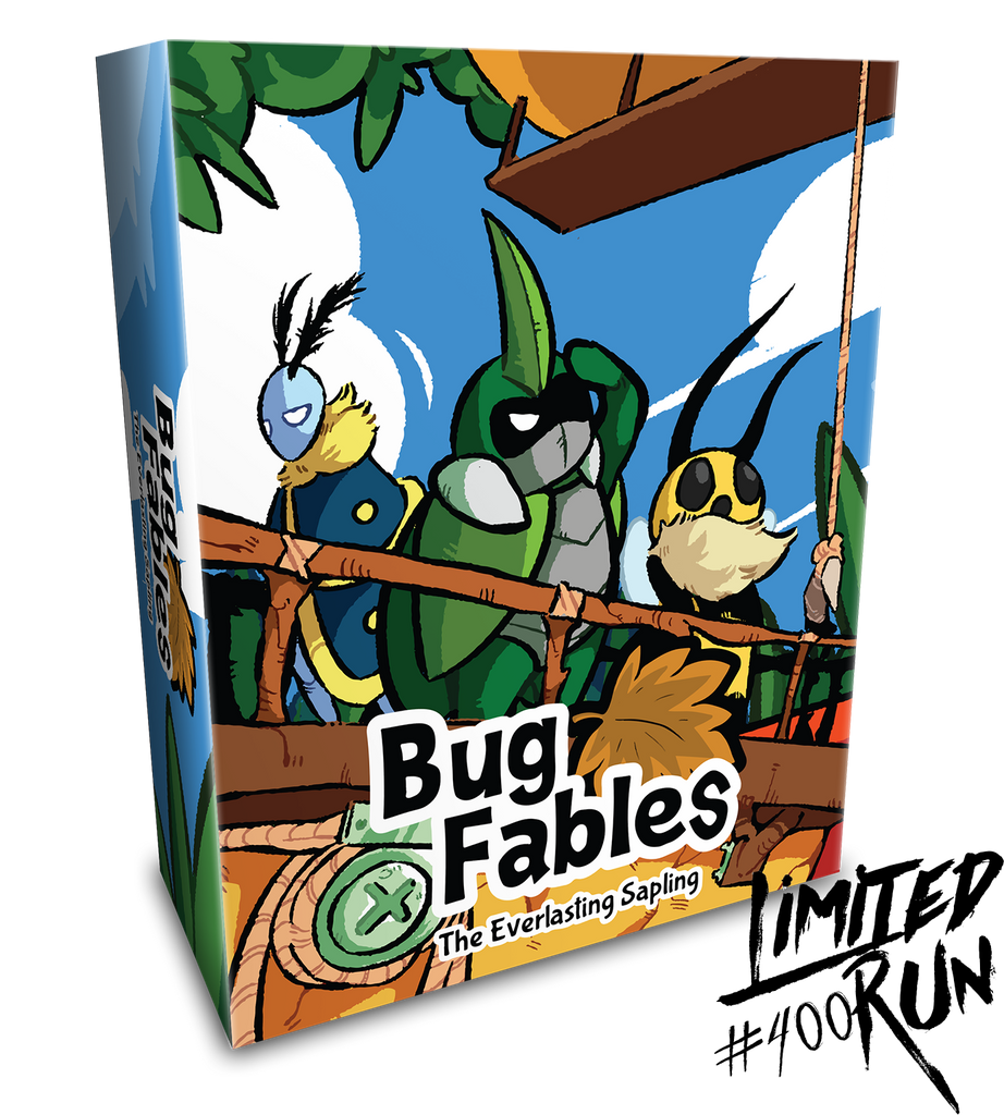 Limited Run #400: Bug Fables: The Everlasting Sapling Collector's Edition (PS4)