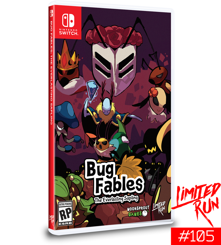 Switch Limited Run #105: Bug Fables: The Everlasting Sapling