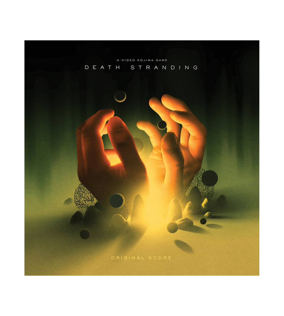 Death Stranding Original Soundtrack Vinyl
