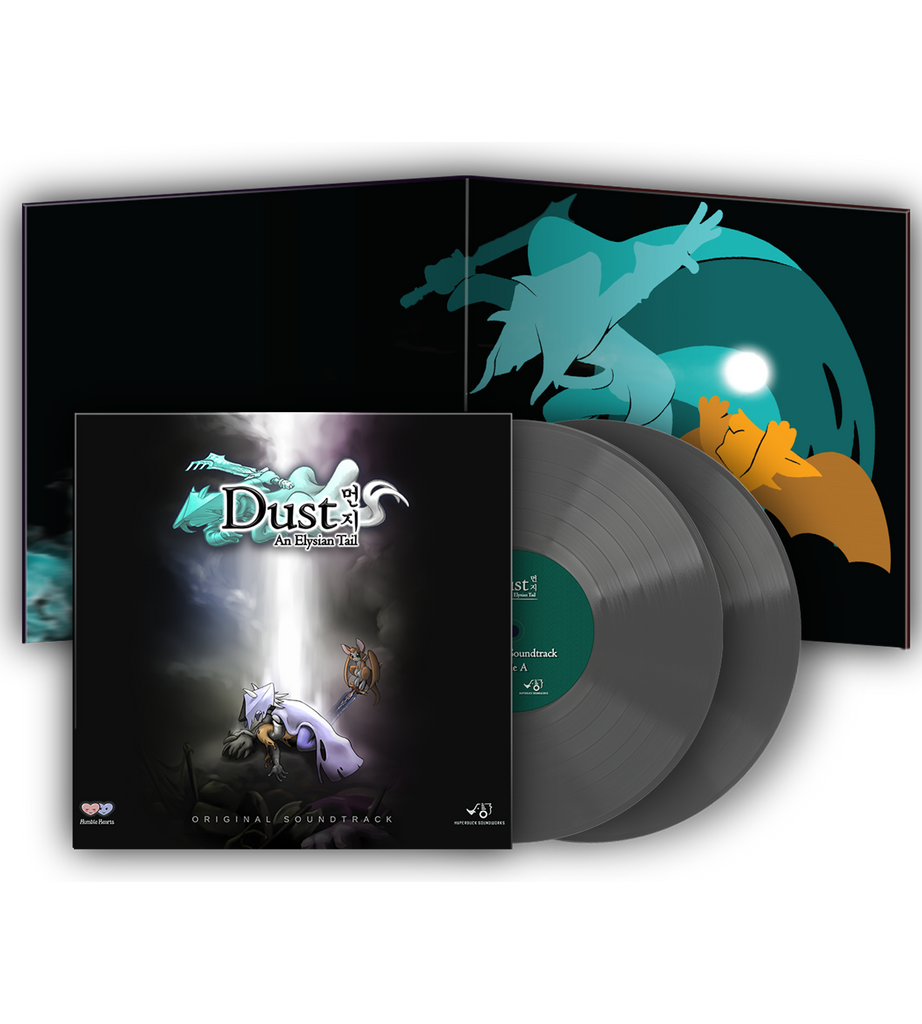 Dust: An Elysian Tail Soundtrack Vinyl