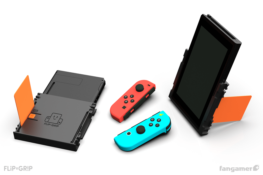 Nintendo Switch Flip Grip