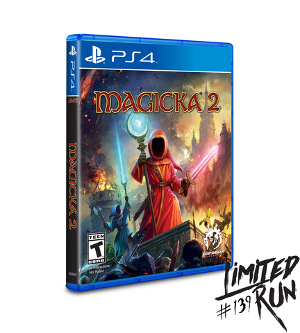 Limited Run #139: Magicka 2 (PS4)