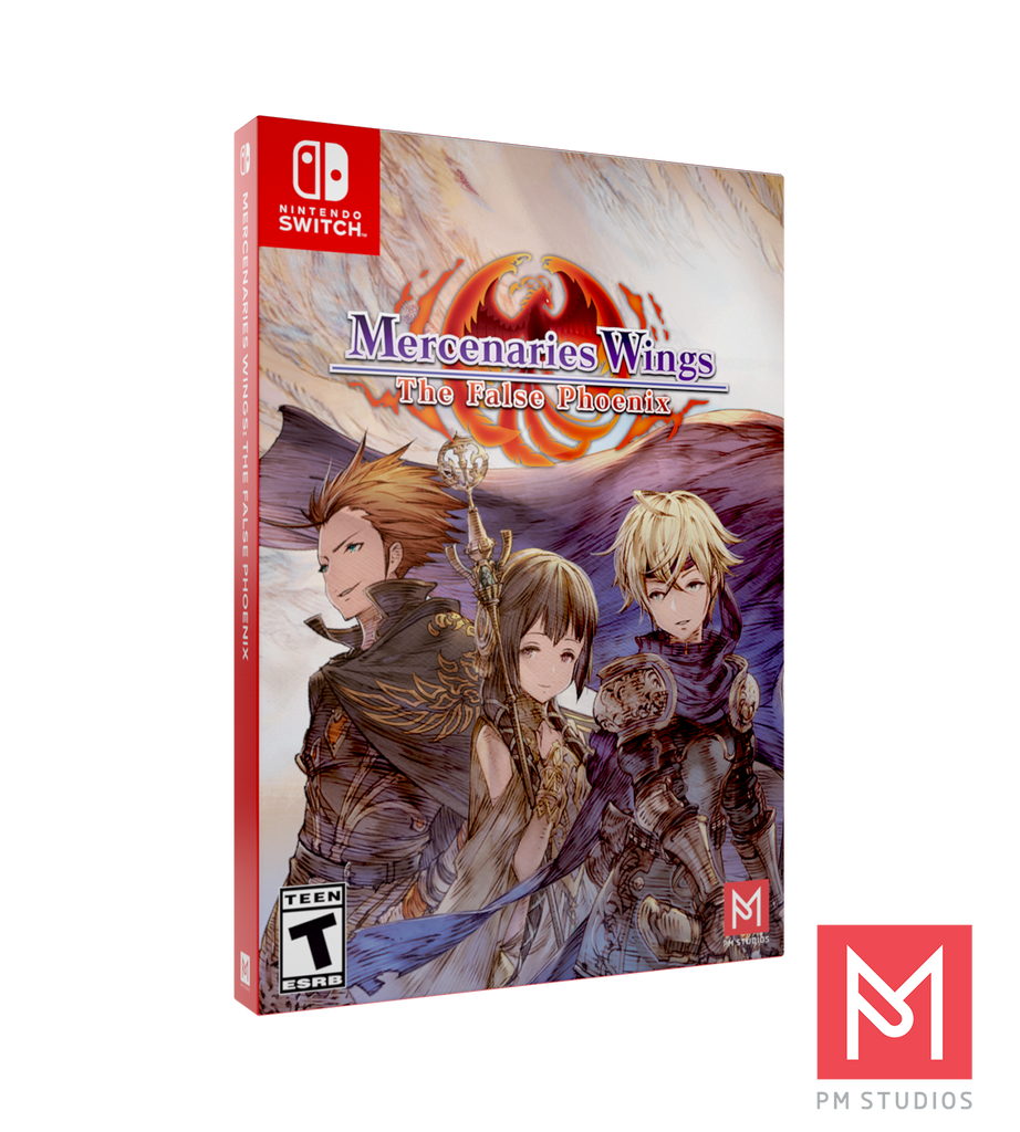 Mercenaries Wings Limited Edition (Switch)