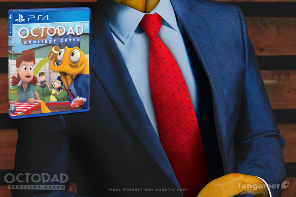 Limited Run #10: Octodad: Dadliest Catch Dad Edition (PS4)