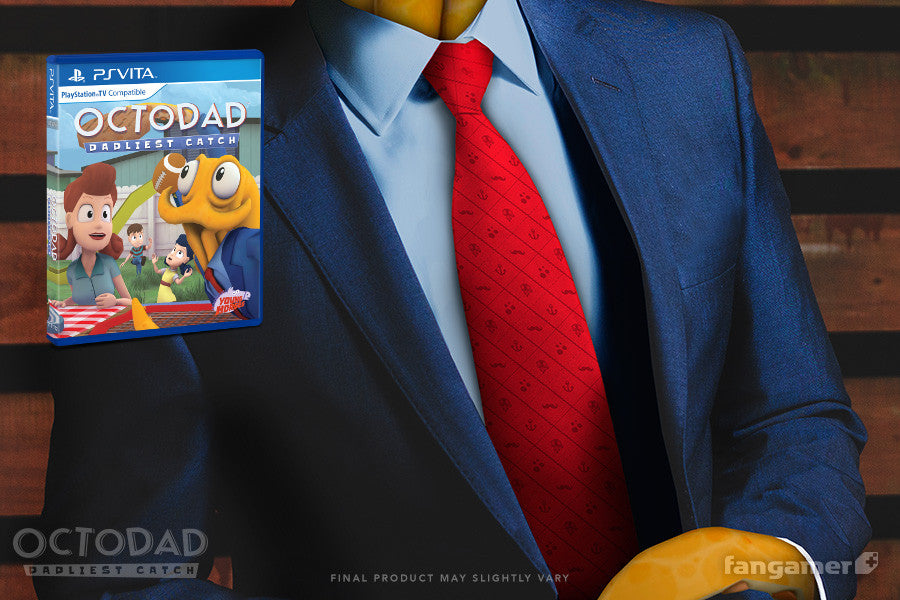 Limited Run #11: Octodad: Dadliest Catch Dad Edition (Vita)