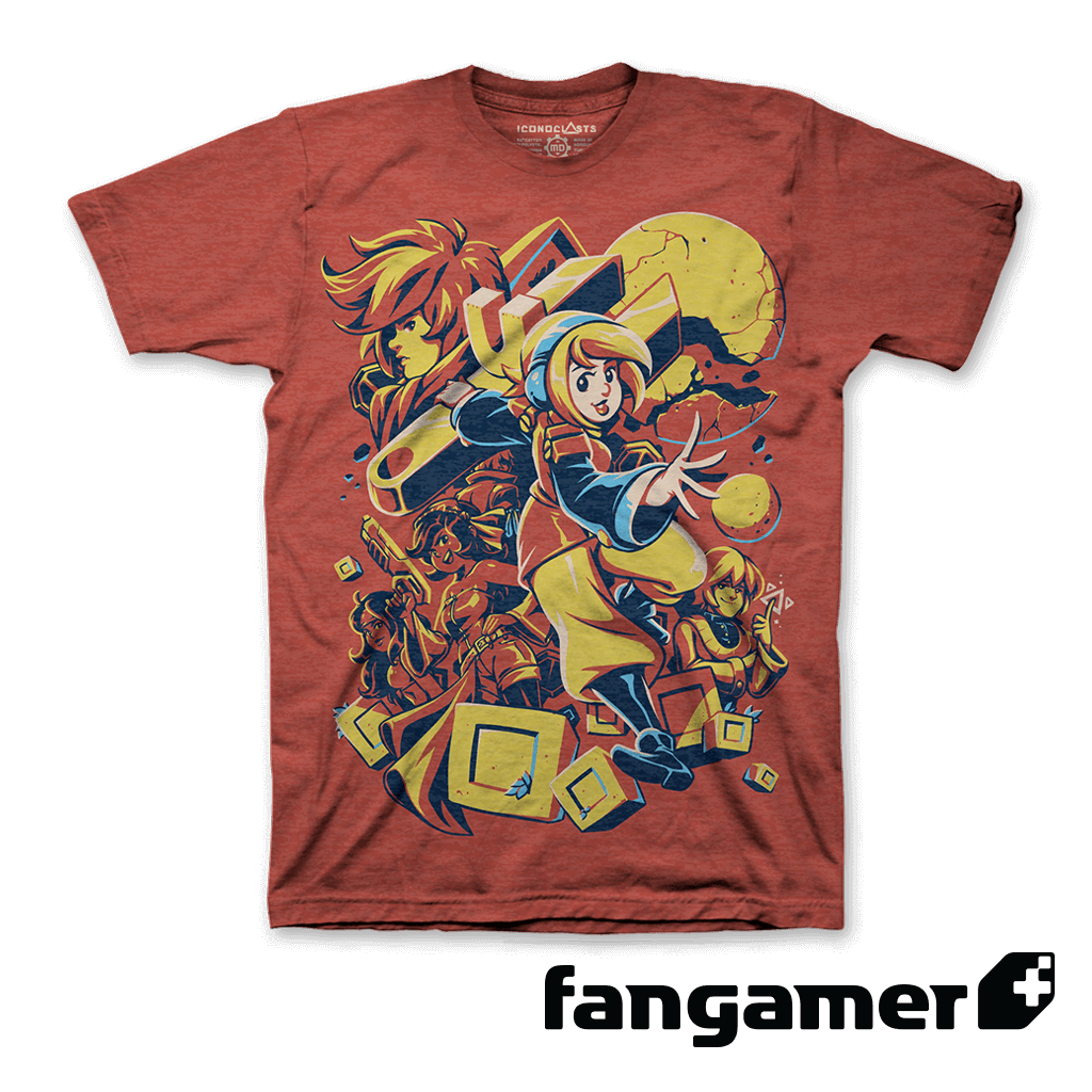 Iconoclasts Mechanic at Large T-Shirt