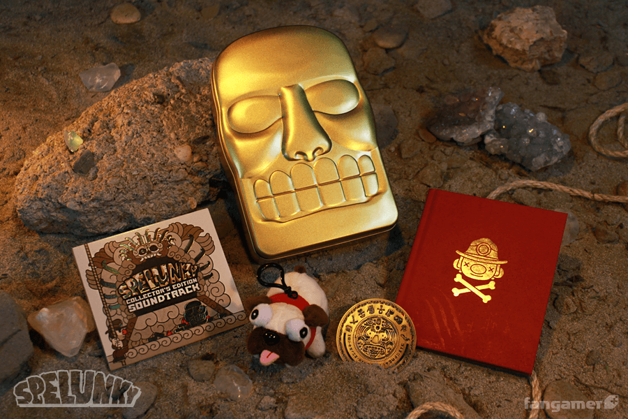 Limited Run #220: Spelunky Collector's Edition (PS4)