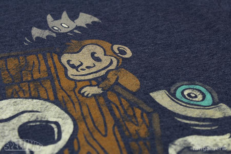 Spelunky Pitfalls and Perils Shirt