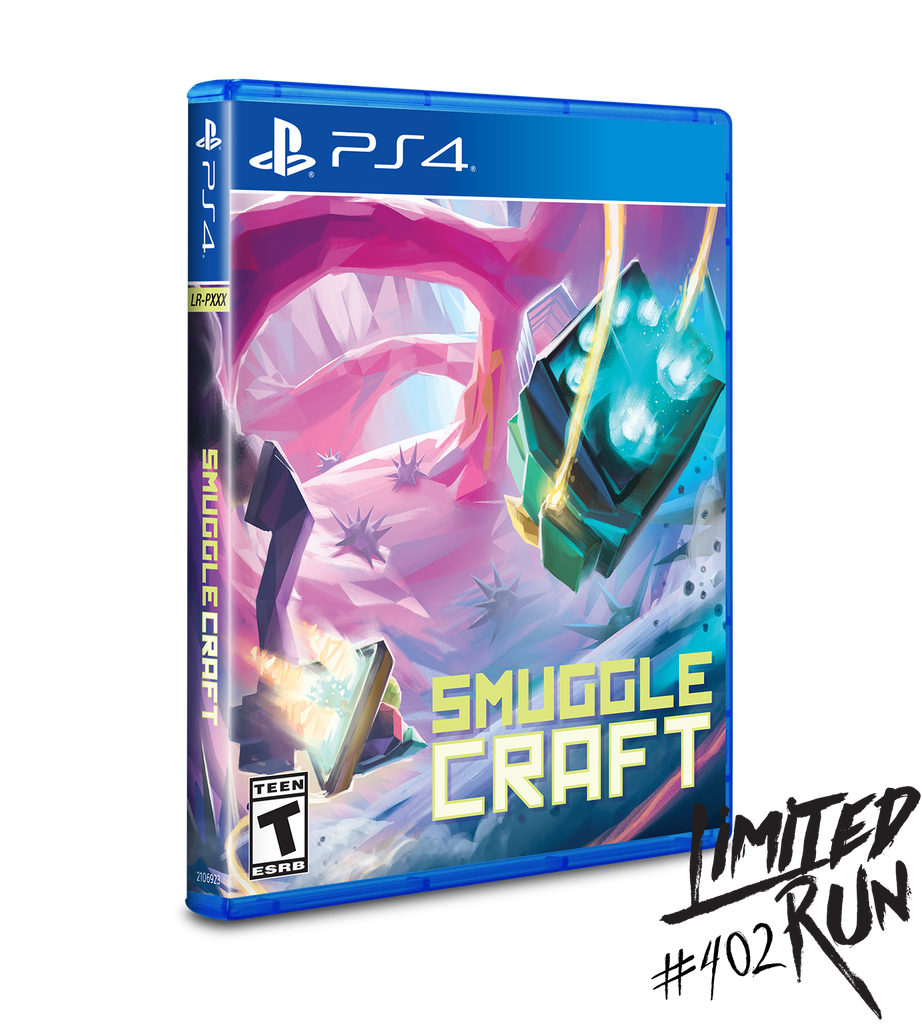 Limited Run #402: SmuggleCraft (PS4)