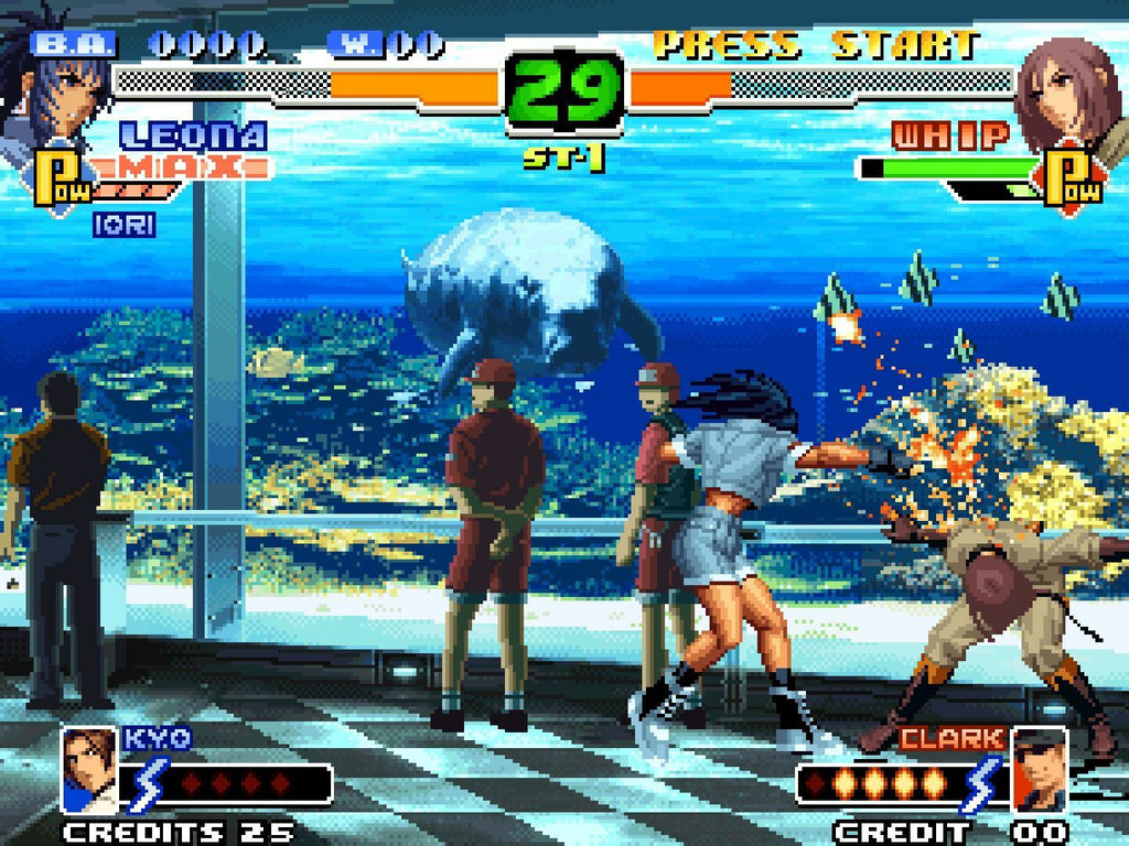 Limited Run #386: The King Of Fighters 2000 (PS4)