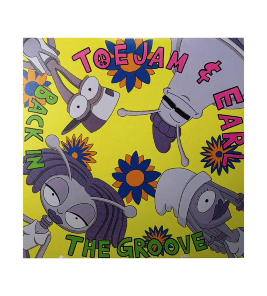 ToeJam & Earl: Back in the Groove Soundtrack Vinyl