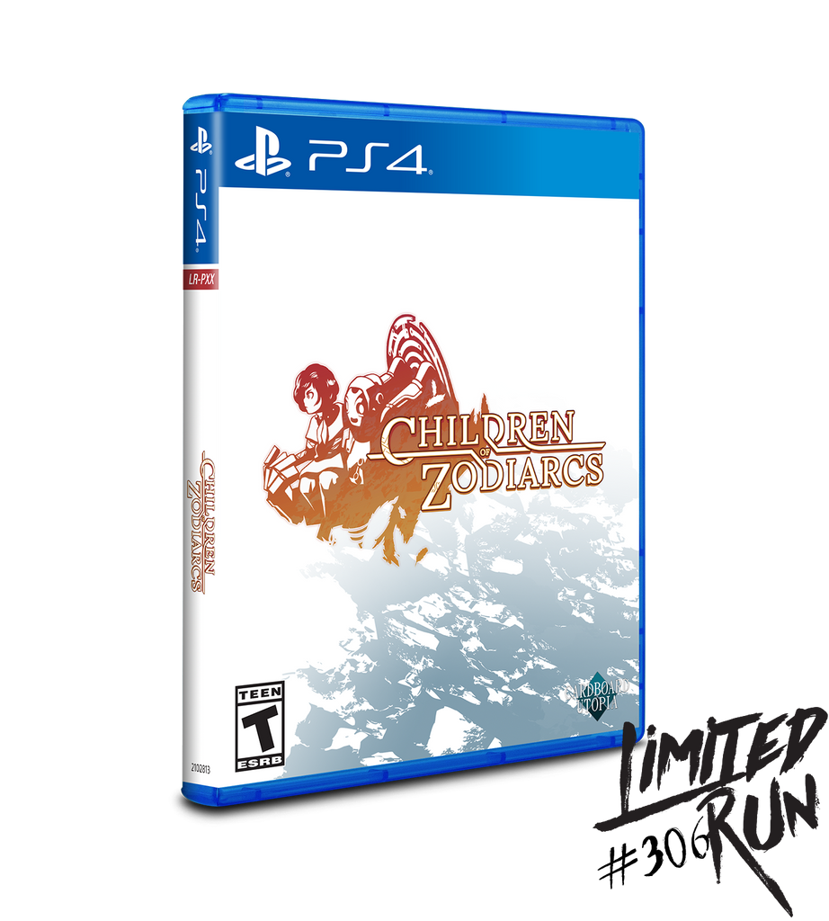Limited Run #306: Children of Zodiarcs (PS4)