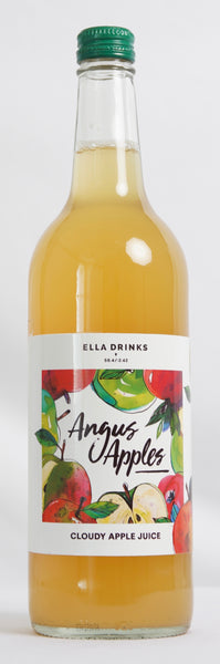 Angus Apples 12 x 750ml 100% Pure Scottish Apple juice