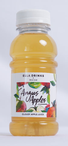 Angus Apples 24 x 250ml 100% Pure Scottish Apple juice