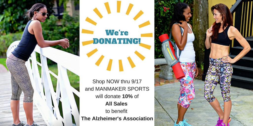 Giving Back: Fighting Alzheimer's