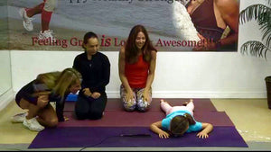 Yoga for Kids!  Destress and Energize!