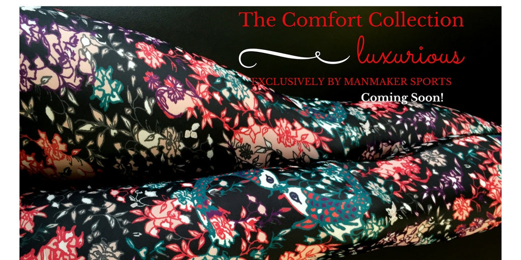 The Comfort Collection: Details of the Tights