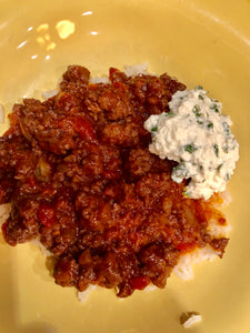 Lamb Ragu Dinner Recipe