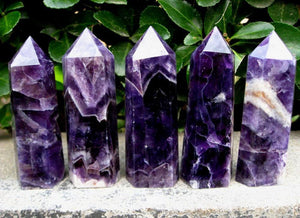 Crystal and Gemstone Healing Wands