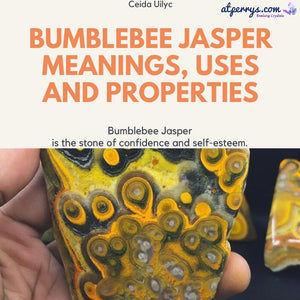 Bumblebee Jasper Meanings, Uses and Properties