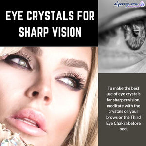 Eye Crystals For Sharp Vision