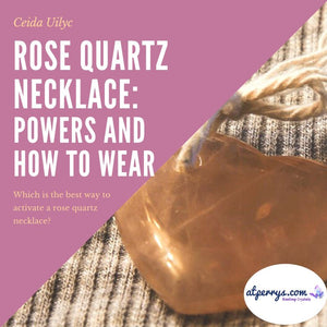 Rose Quartz Necklace Powers and How to Wear