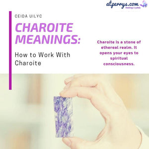 Charoite Meanings: How to Work With Charoite