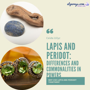 Lapis and Peridot: Differences and Commonalities in Powers