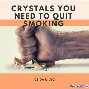 Crystals You Need to Quit Smoking