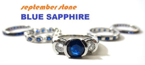 How To Wear Your Blues Sapphire Jewelry In September Correctly
