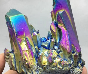 Complete Guide to Rainbow Quartz (Angel Aura Quartz)