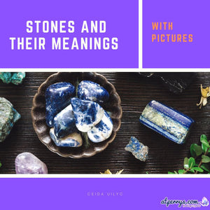 Stones and Their Meanings with Pictures