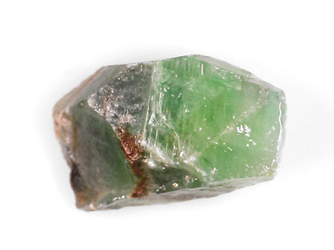 properties of green calcite