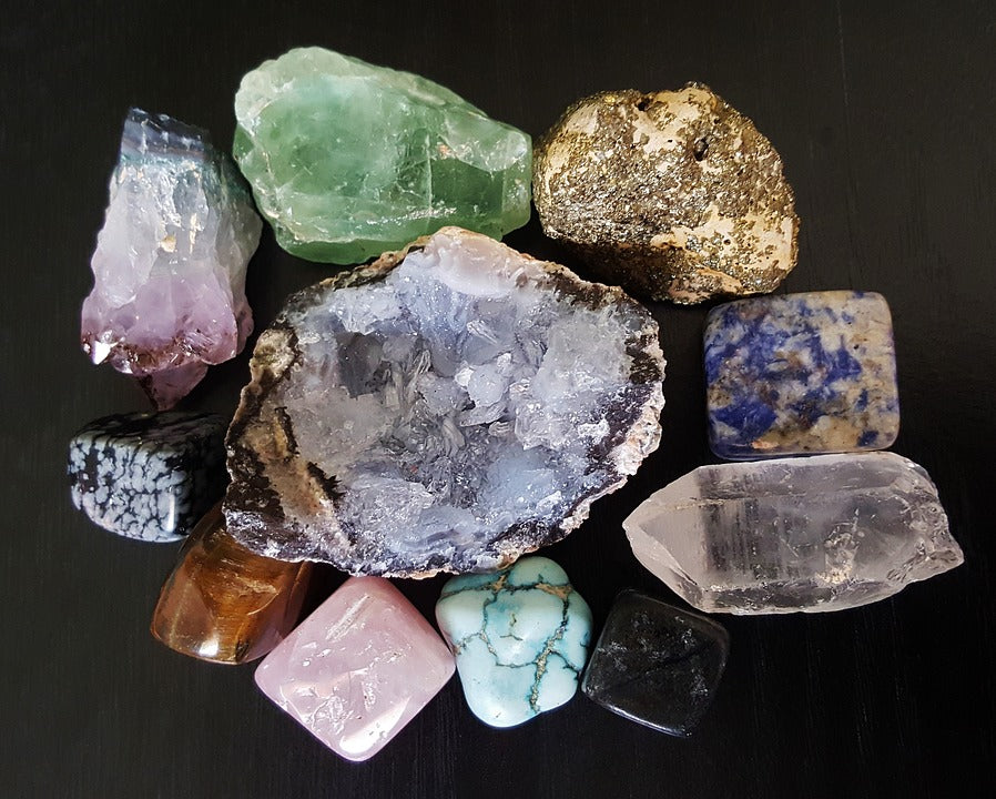 Gemstones for Study Room