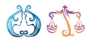 Gemini and Libra Love Compatibility