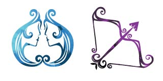 Gemini and Sagittarius Relationship Compatibility