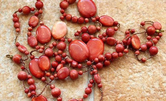 Gemstones by Color: Red Healing Crystals