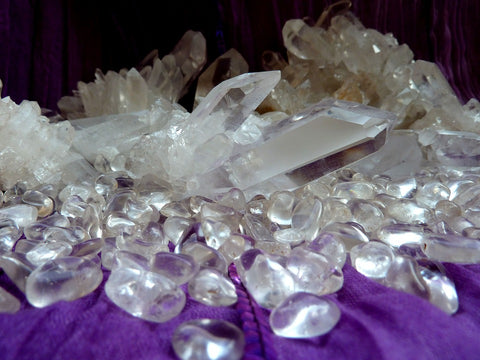 How to Use Crystals Elixirs for Health, Happiness and Prosperity