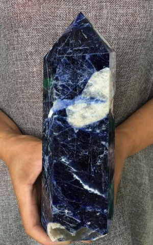 Natural Sodalite Crystal
