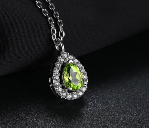 What is peridot?