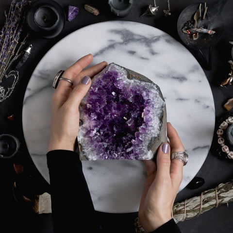 Amethyst Geode Benefits and Powers and Revealed for You