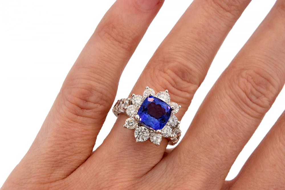 peacock precious tanzanites harriet articles gemstones tourmaline tanzanite kelsall