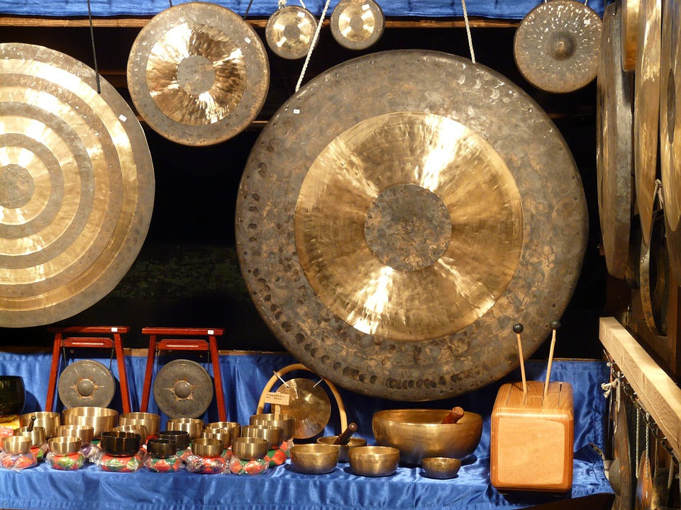 What is a Crystal Gong Bath and How to Heal