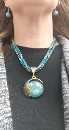 reiki ball necklace review