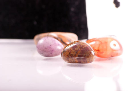 How to Store or Carry Your Crystals - AtPerry's Healing Crystals