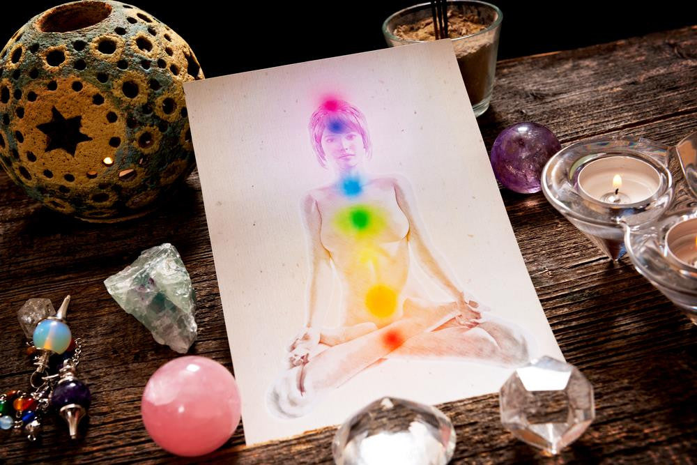 Learning Crystal Aura Colors Can Be Addictive. Here's How You Can Get Yourself Hooked