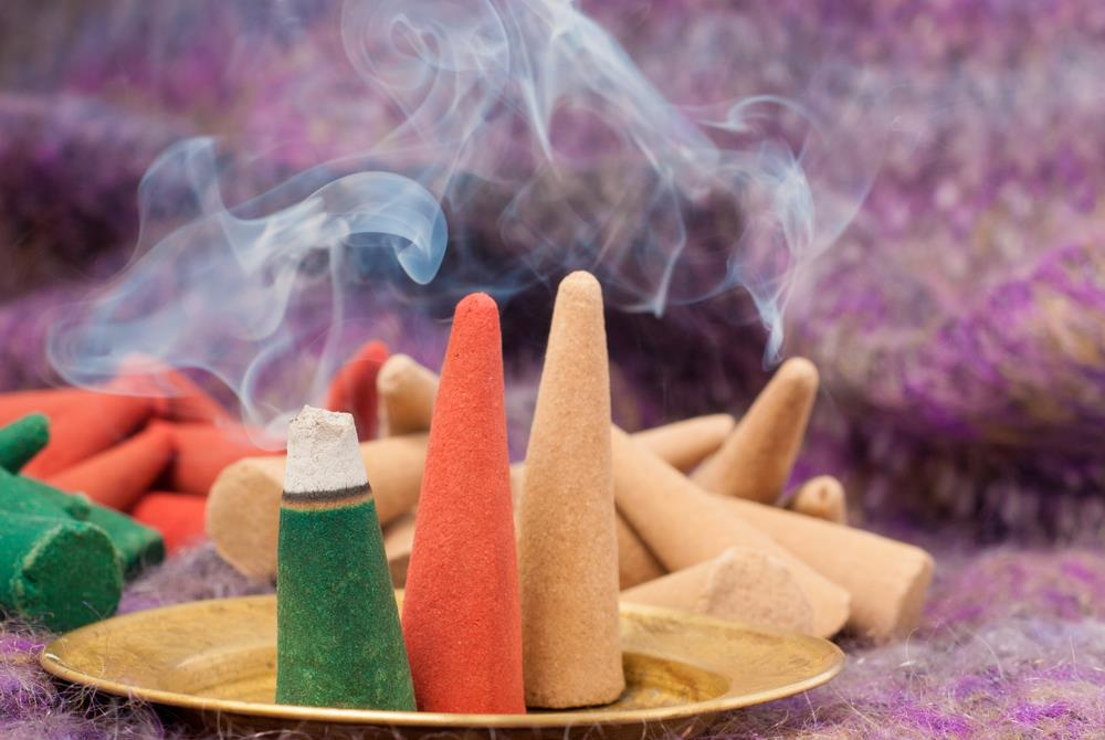 5 Incense cones for Finding Forgiveness and Redemption