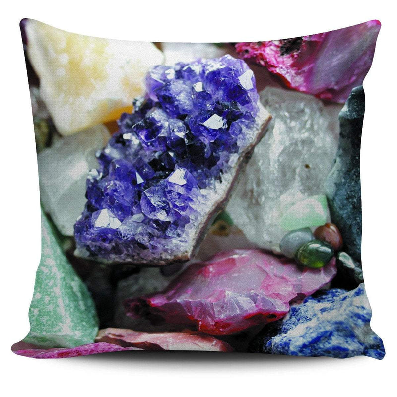 Healing Crystals Pillow Cover 17   matans store.myshopify.com
